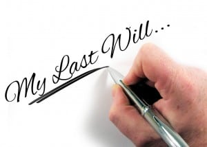 Can a beneficiary attest a will?