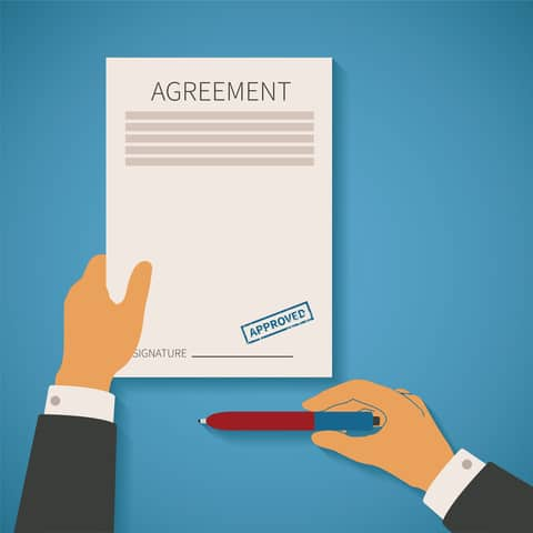 Agreement not to contest a will.