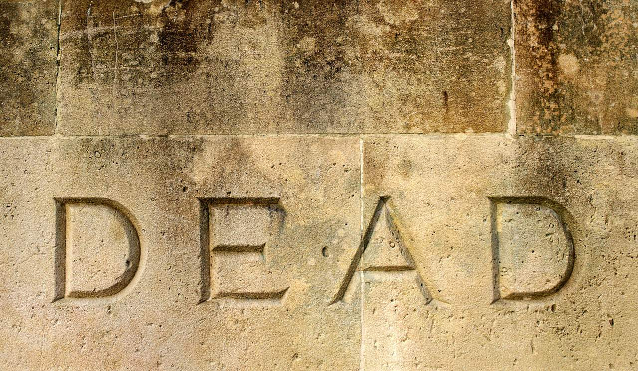 When are you dead for probate purposes